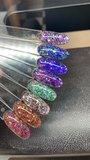 Chameleon Glitters 16 by #LVS_